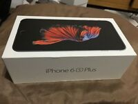 Iphone6s plus,gray,02,giffgaff,tesco ,128gb,Brand new,full one year Apple warranty,