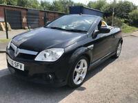 2006 Vauxhall/Opel Tigra convertible 1.8i 16v SAT NAV Sport only £999 1 yrs mot