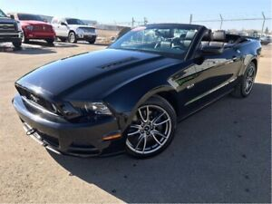 2014 Ford Mustang GT-PREMIUM-LEATHER-AUTO