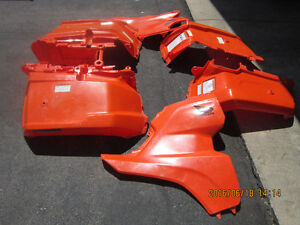NEED OUT OF MY SHED PLASTICS FOR 2015 HONDA  FORTRAX   420 Kawartha Lakes Peterborough Area image 4