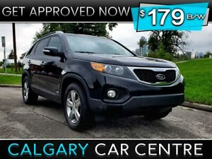 2013 Sorento EX $179 B/W TEXT US FOR EASY FINANCING 587-317-4200