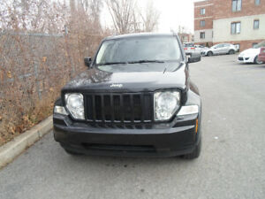 2008 Jeep Liberty VUS