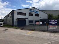 Storage & Offices Marshfield Bank, Crewe