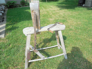 Harness Makers Bench
