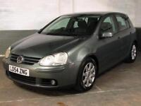 Oct 2004 '54' VOLKSWAGEN GOLF 2.0 TDI 140 BHP GT 5 Door * HTD.LEATHER *