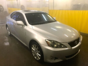2006 Lexus IS 250 AWD | No Accidents | Remote Starter