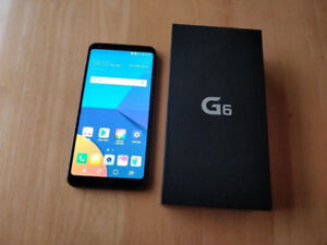 FOR SALE: LG G6 MINT CONDITION