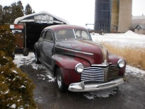 1941 PONTIAC DELUXE BUSINESS COUPE