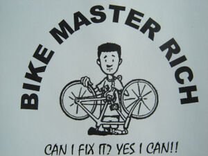 ALL BICYCLE REPAIRS ANYTIME TODAY & NO APPOINTMENT NEEDED!