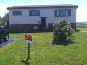 SPLIT LEVEL HOME WITH APT   (REDUCED)