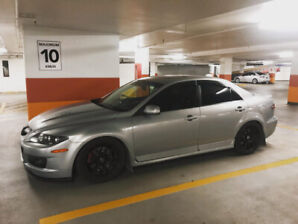 2006 Mazda Mazdaspeed 6 - no rust