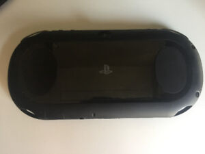 PS Vita with Sleeve, 8GB sim card and Persona 4 Golden