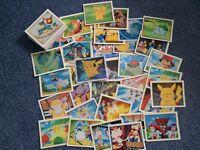 100 Pokemon Stickers