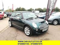 2004 MINI COOPER 1.6 PETROL LONG MOT 2 KEYS 3DR 114 BHP