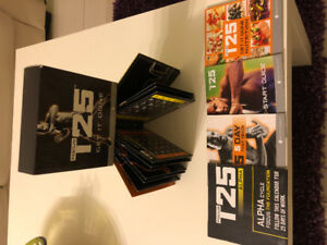 Beachbody Focus T25 DVD