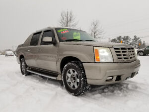 CADILLAC ESCALADE EXT 4X4  PICKUP  *** 100% APPROVED