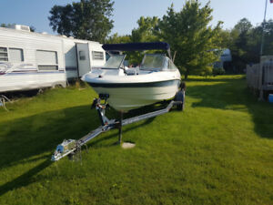 2003 DORAL BOWRIDER FOR SALE