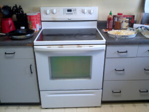 Selling Whirlpool Stove & GE Dishwasher