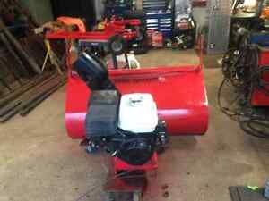 Quad Snowblower