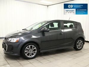 2018 Chevrolet Sonic LT RS Hatchback, Sunroof, Alloys, Bluetooth