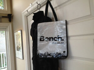 BENCH Cargo Button Front Dress small