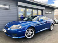 2006 Hyundai Coupe 2.0 auto SE **Only 54,000 Miles - Full Service History**