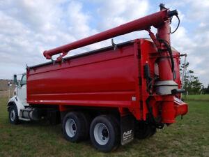 Fertilizer delivery unit for sale or lease