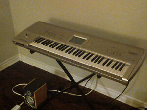 Korg Triton Studio 61 Keys Keyboard and Workstation