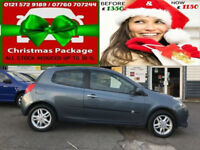 2006 RENAULT CLIO 1.4 16v 98 DYNAMIQUE (AA) WARRANTED INCLUDED