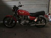 Kawasaki KZ1100 1981