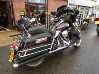 Harley-Davidson Electra Glide Ultra Classic BLK/RED VGC
