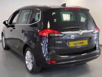 2016 Vauxhall Zafira 1.4T Energy 5dr Petrol black Manual