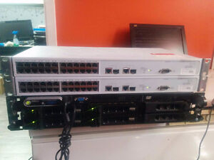 Serveur Dell PowerEdge 2950 26go Ram 2To disque dur + 2 switch