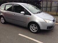 55 C Max 1.6 Zetec , Climate , Mot 2017 , 1 Owner from New. Service History,Petrol ,