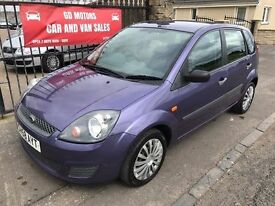 2008 (58) FORD FIESTA STYLE 1.2, 1 YEAR MOT, SERVICE HISTORY, WARRANTY, NOT CORSA CLIO 207 MICRA