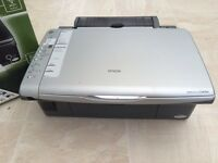 Epson Colour Printer and scanner
