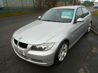 BMW 318 ES 4 DOOR MANUAL PETROL LEATHER