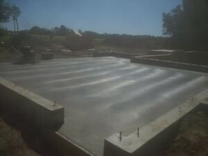 concrete layer and finisher London Ontario image 1