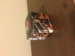 Raptors Rubiks cube , new , sealed , rare. hard to find.