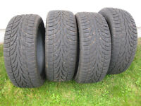 Winter tires Size 225-50-17