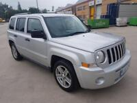 2007 Jeep Patriot 2.0CRD Limited