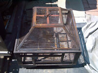 FIREPIT and also PROPANE BBQ's
