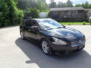 2011 Nissan Maxima MSV Sedan - Certified and E-Tested