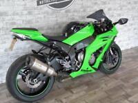 Kawasaki ZX10R Ninja JBF 2012 *leo Vince exhaust*