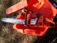 Husqvarna Rancher 55 chainsaw