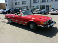 Mercedes Benz 380 SL 1985