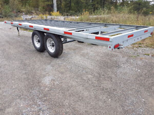 Pro Series Galv trailers