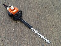 "2013 STIHL HS81R HEDGE TRIMMER WITH 30"" BLADES"
