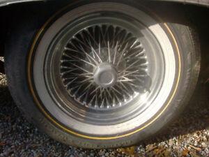 """true spoke rims 15"""" GM bolt pattern"""