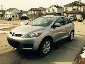 2008 Mazda CX-7 GT Turbo, Leather heated seats SUV, Crossover